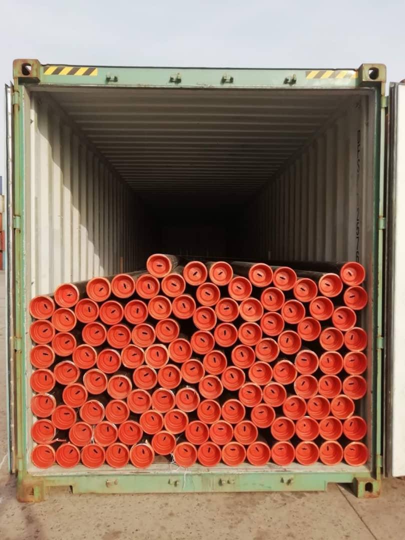16212 meters ERW pipe