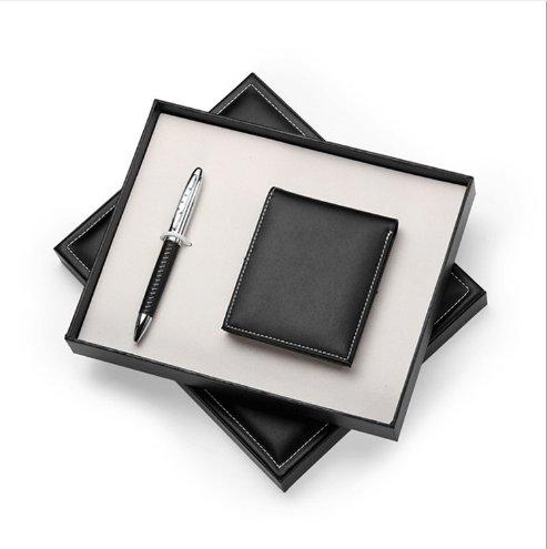 Wallet & pen set