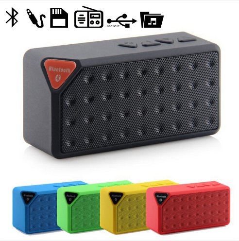 Portable BT mini speaker