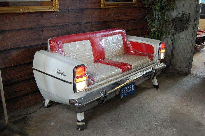 Car creative furniture