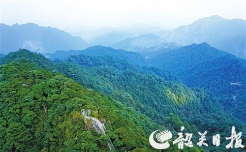 韶关:守护好绿水青山 走高质量发展之路
