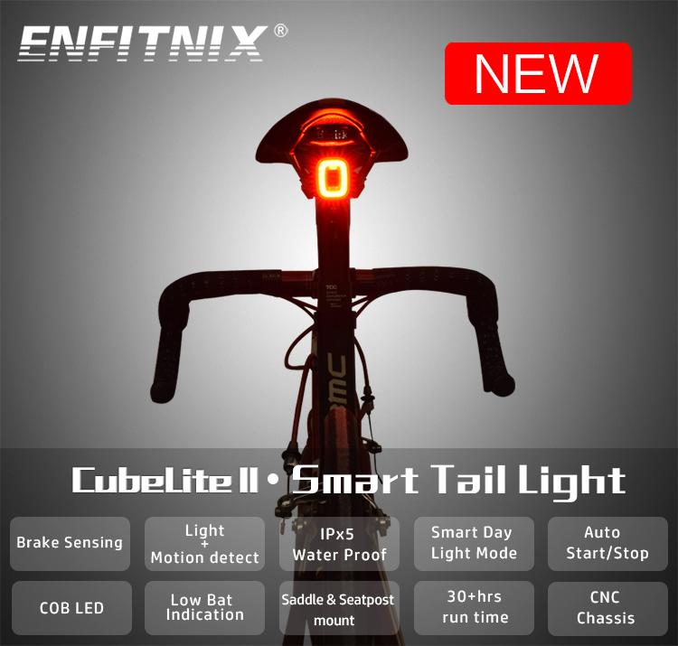 CubeLite II Smart Tail Light