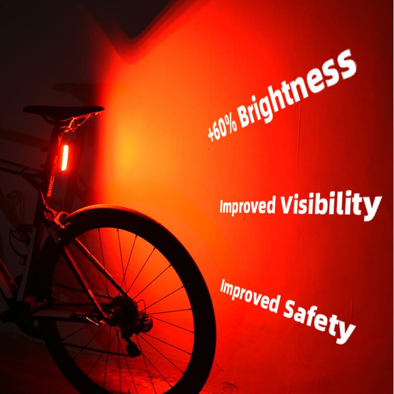 XlitET  Smart Bicycle Tail  Light