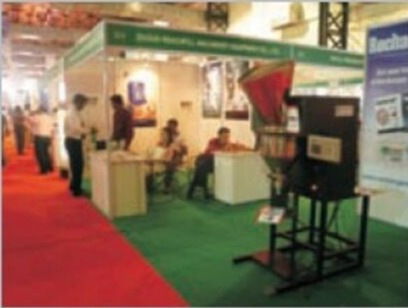 2008年3月印度孟买展会(Bombay Fair in India)