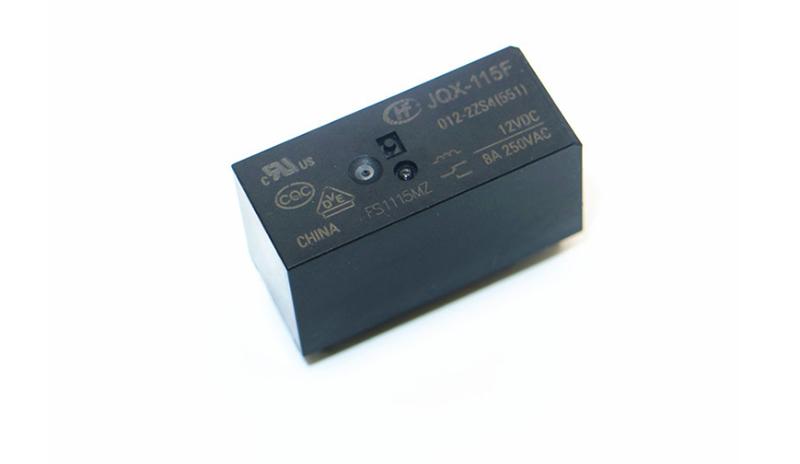 宏发JQX-115F-012-2ZS4