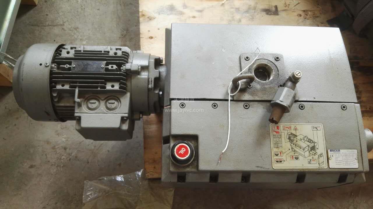 德国贝克真空泵U4.100真空泵维修