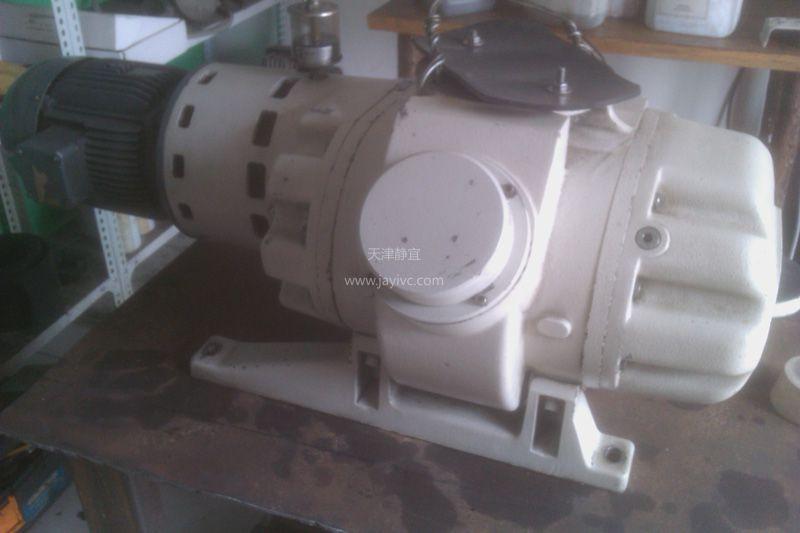 莱宝罗茨真空泵大修WAU2001