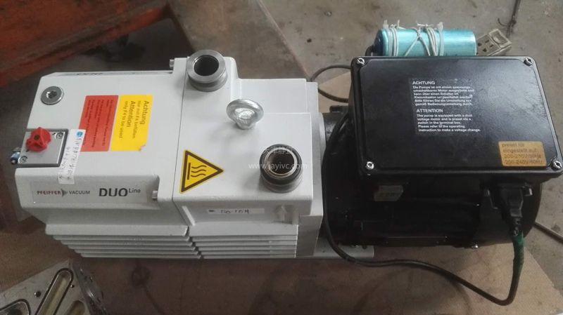 普发真空泵DUO3维修