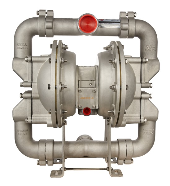 OVELL气动片阀泵 FA20AA