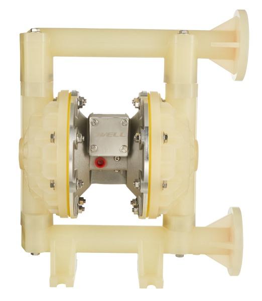 OVELL气动隔膜泵 A10P