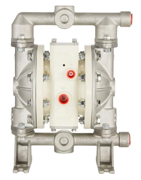 OVELL气动隔膜泵 A05AP