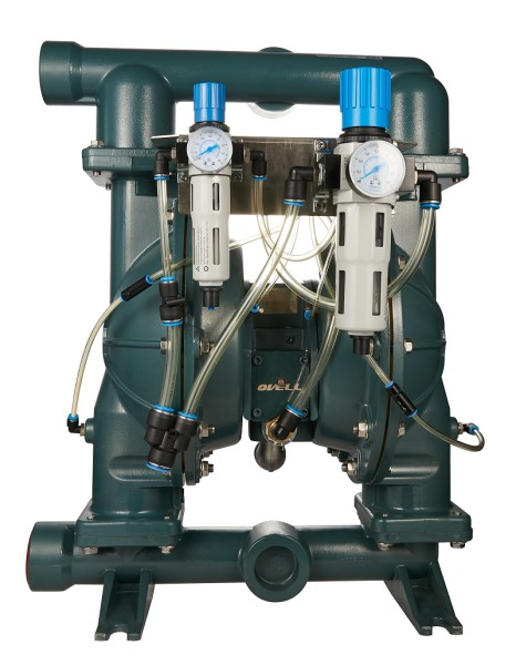 OVELL气动隔膜泵 PA20AA /PA30AA