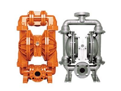 威尔顿气动隔膜泵 P400金属泵