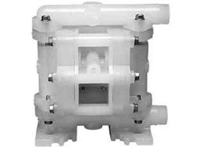 威尔顿气动隔膜泵 P25塑料泵