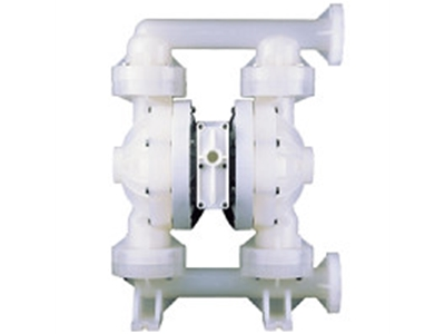威尔顿气动隔膜泵 P400塑料泵