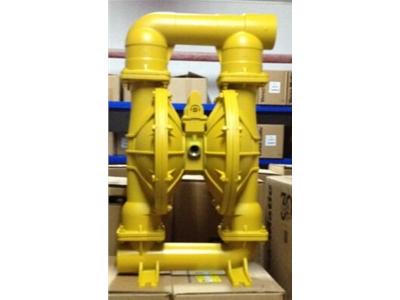 威马 A20型金属球阀气动双隔膜泵