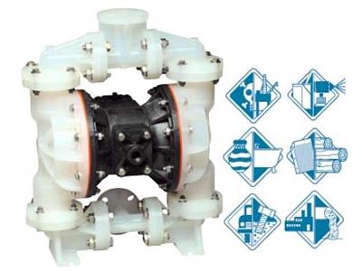 胜佰德隔膜泵 S1F塑料泵