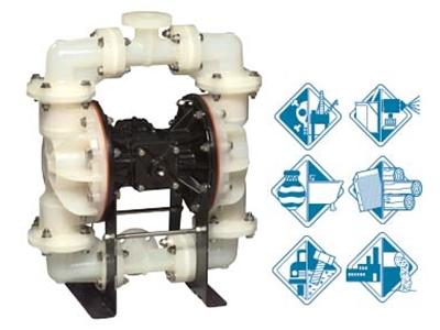 胜佰德隔膜泵 S15塑料泵