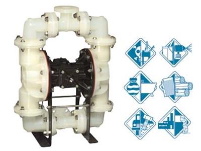 胜佰德隔膜泵 S20塑料泵