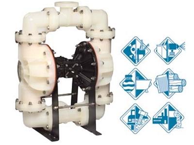 胜佰德隔膜泵 S30塑料泵
