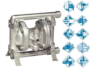 胜佰德 S20金属泵