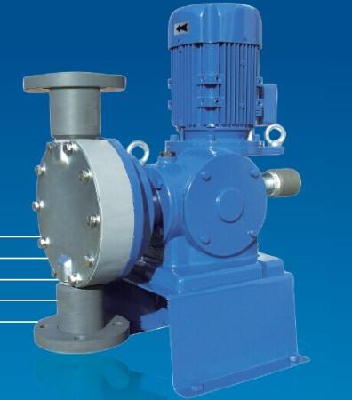MS4系列机械隔膜计量泵