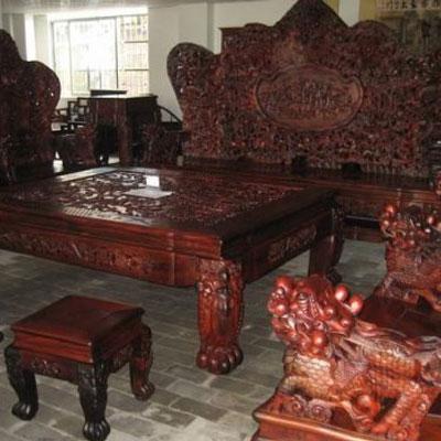 宜兴红木家具回收
