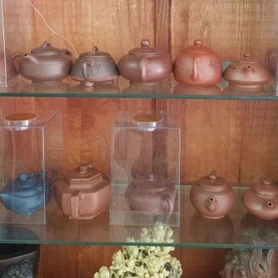 宜兴紫砂壶回收