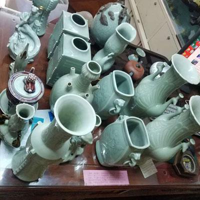 宜兴青瓷回收