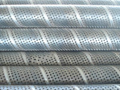 桥式滤水管