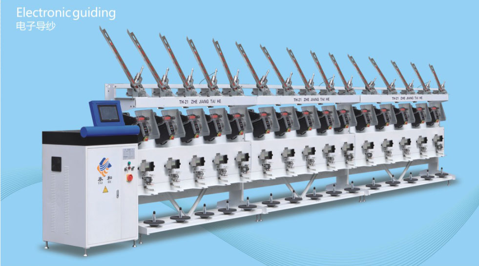 TH-21A Automatic winding machine