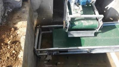 阶梯式输送带自动喂料系统8