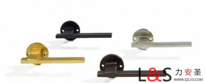 比利时原装进口JOLIE黄铜手工制作北欧风把手门锁
