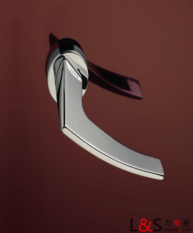意大利原装进口forme弗洛密弧形设计门锁