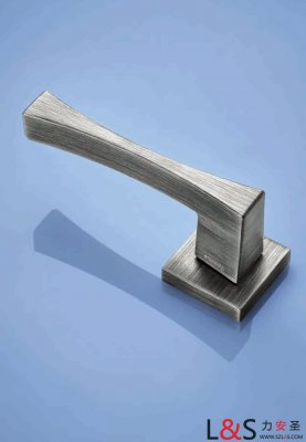 意大利原装进口forme弗洛密凹面设计镍拉丝门锁