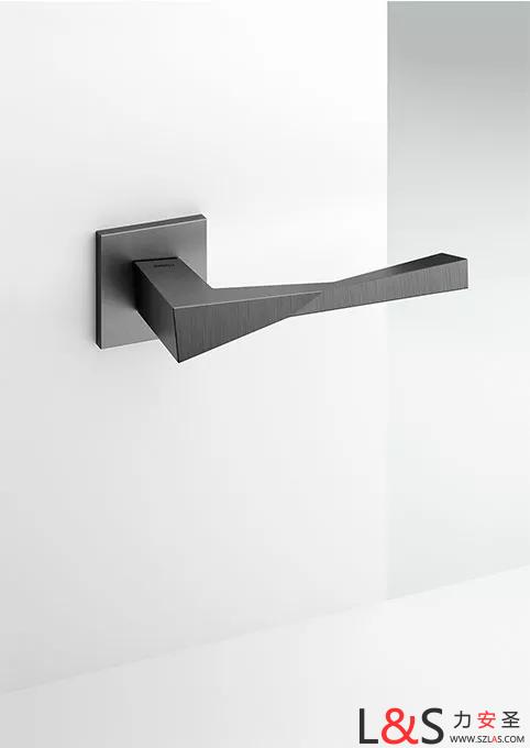 意大利原装进口MANDELLI1953曼德利不规则版面设计门锁