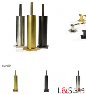 比利时原装进口JOLIE 黄铜铸造 霸气外露卫浴系列