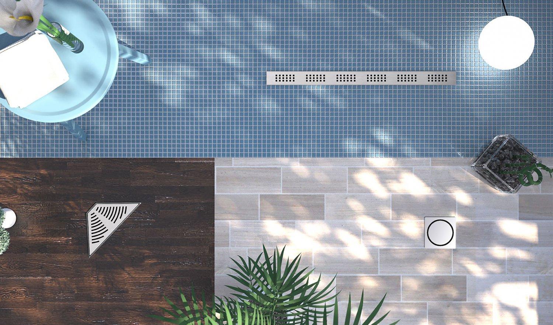 意大利进口TEA长条不锈钢306材质简介设计型地漏