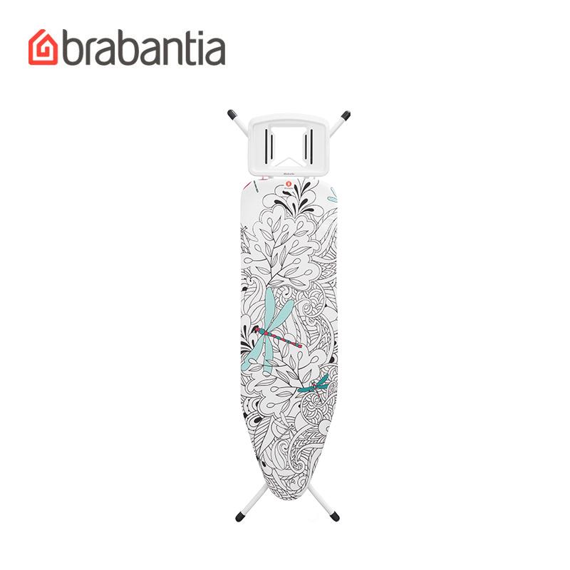 brabantia柏宾士熨衣板加固大号家用烫衣板 折叠熨烫板熨衣架板