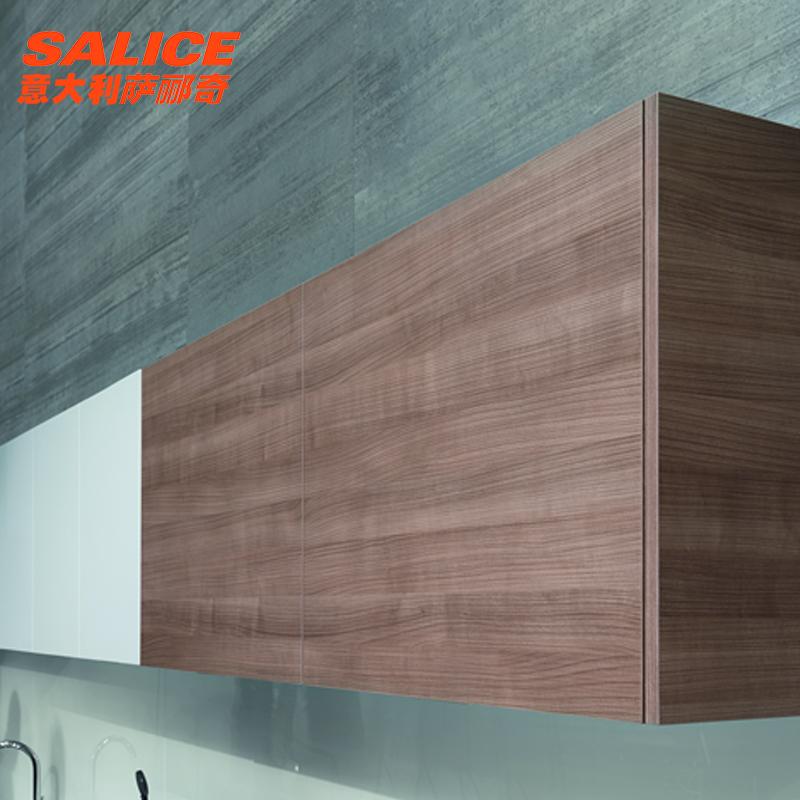 salice/萨郦奇吊柜平移门双向阻尼缓冲静音定制壁柜平板门滑轨