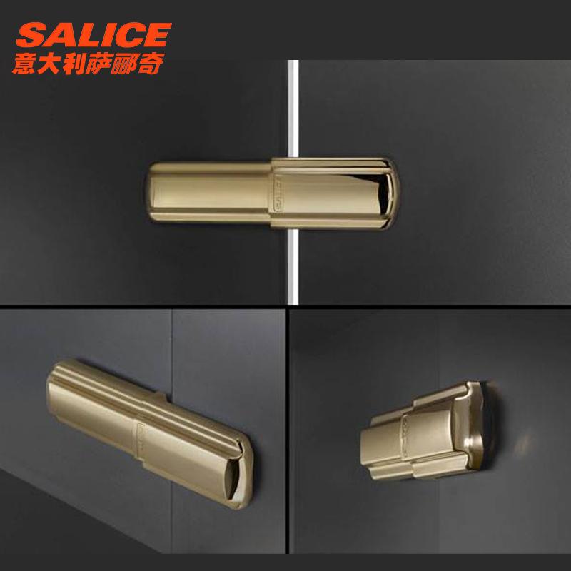 意大利萨郦奇SALICE进口LAPIS铰链缓冲阻尼94°厚门20-35mm