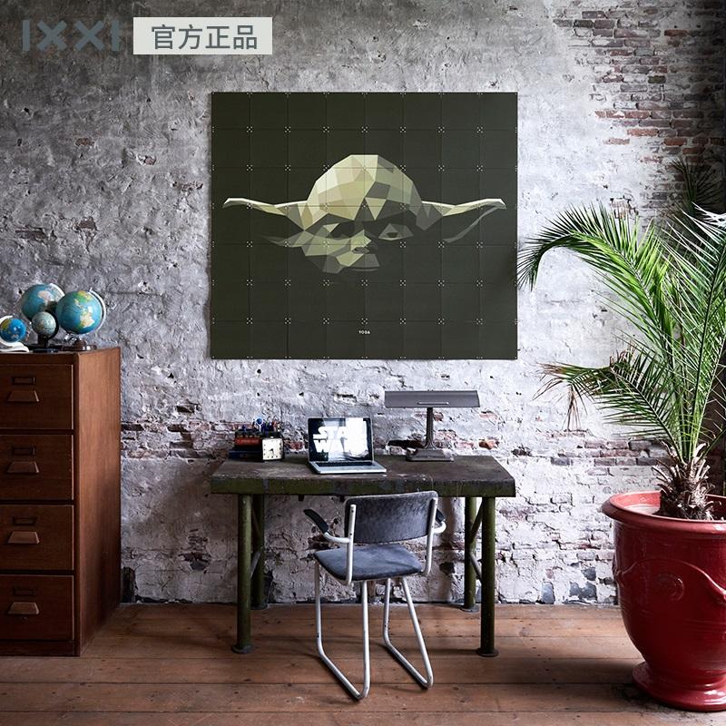 荷兰原产IXXI欧式拼接装饰画客厅沙发背景墙创意艺术挂画