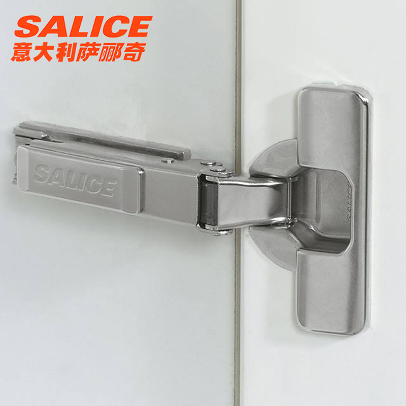 意大利萨郦奇Salice 200型94°阻尼铰链 缓冲液压十字一字底座