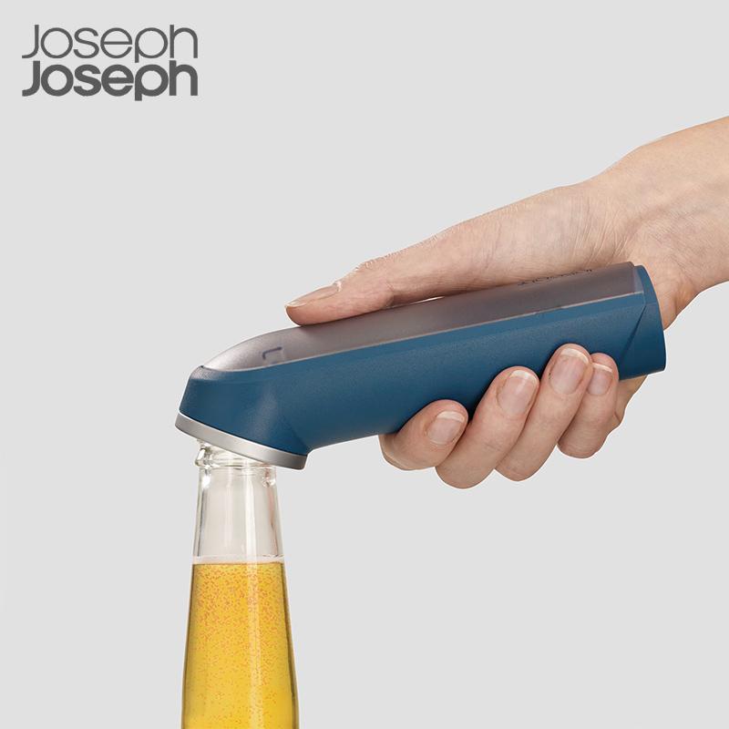 英国Joseph Joseph创意多功能不锈钢省力开瓶器启瓶器酒起子