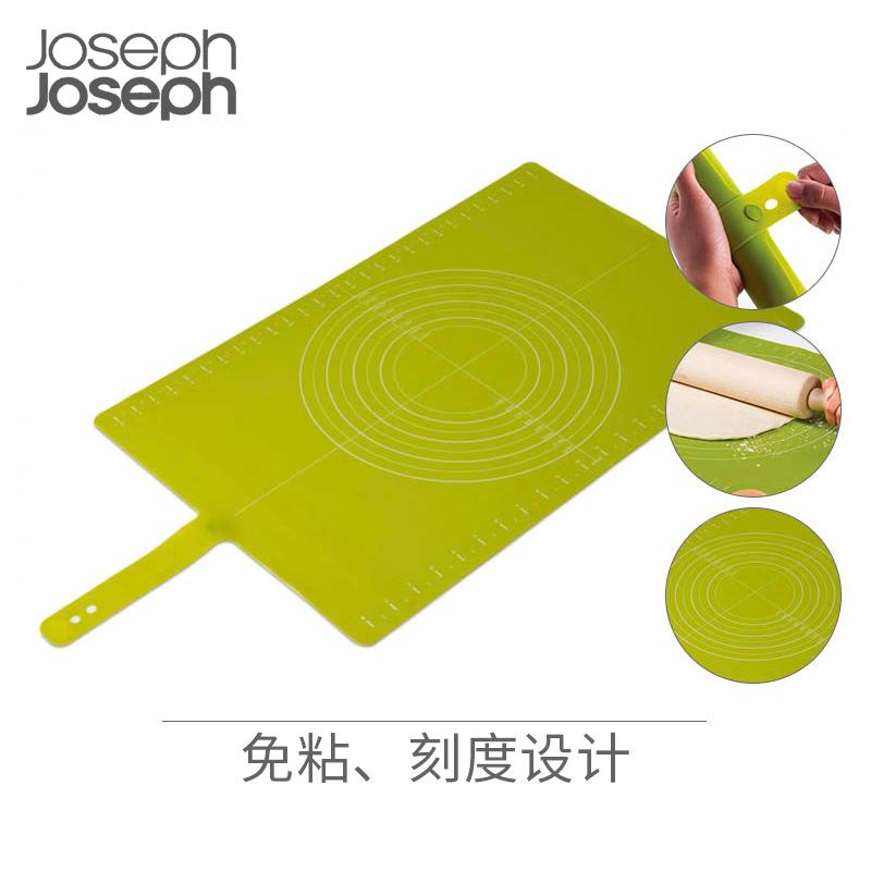 带刻度硅胶免粘擀面板水饺和面板揉面垫烘焙垫