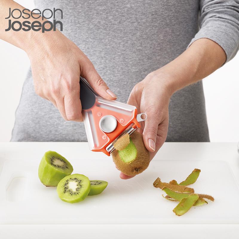 三头削皮器多功能刮皮刀器水果土豆刮皮刀