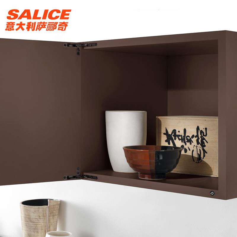 salice/萨郦奇 AIR天地铰链 正品隐藏推弹阻尼木门铝框门暗藏合页