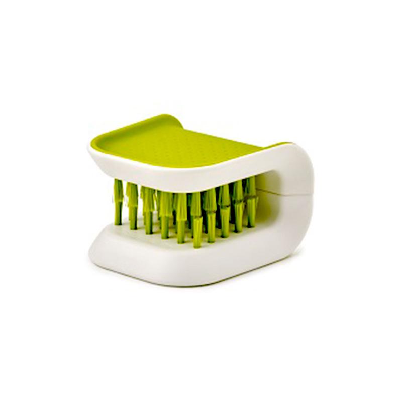 英国Joseph Joseph U型刀具清洗刷可挂式刀叉清洗护手刷