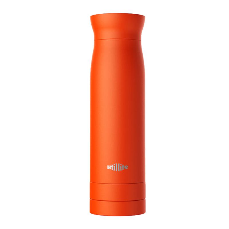 Utillife保温杯女便携男学生大容量水杯ins原宿风简约个性泡茶杯