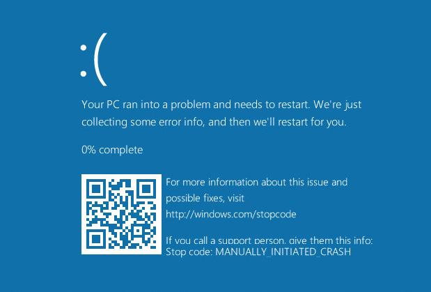 软件故障数据恢复